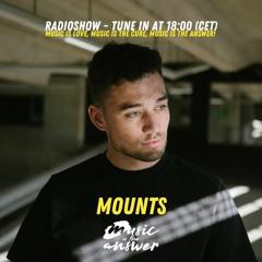 Mita Radio #40 Mounts