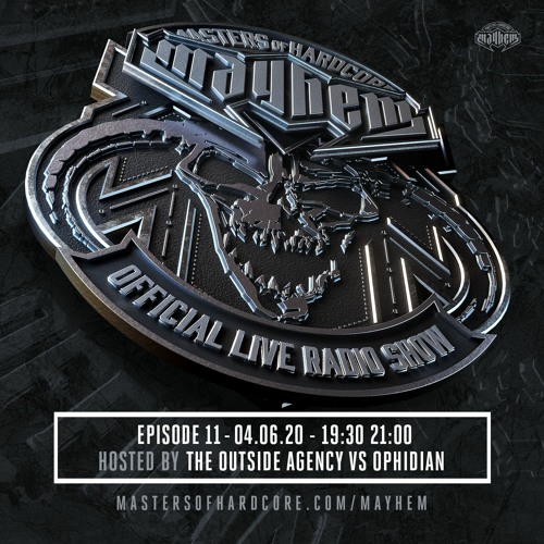 Masters of Hardcore Mayhem — The Outside Agency vs. Ophidian Episode 011