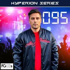 """Cem Ozturk Radio FG 93.8 Live (015.09.2021)""""HYPERION"""" Series with Cem Ozturk - Episode 095"""