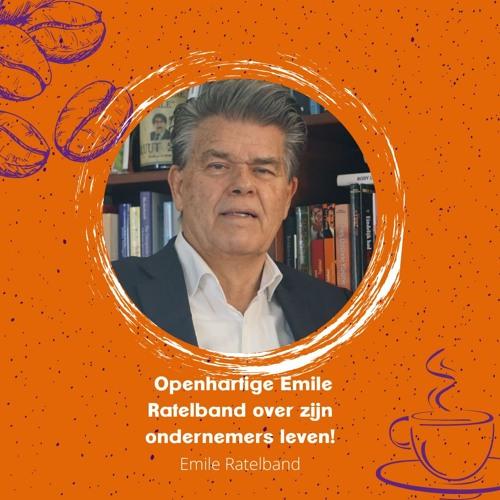 eCommerce Café Orginals: Openhartige Emile Ratelband over zijn ondernemers leven! Deel 3