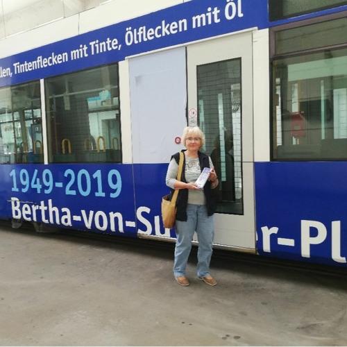 70 Jahre Bertha-von-Suttner-Platz