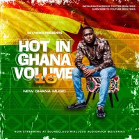DJ LYRIKS HOT IN GHANA VOL 16 [MZVEE, GYAKIE, FAMEYE, CAMIDOH, SEFA, KOFI KINAATA & MORE]