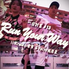 lilKrake小章章 & Feiya施菲亞 - Run Your Way