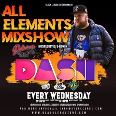 DJ J-Ronin - All Elements Mixshow episode 4 with Thirstin Howl the 3rd