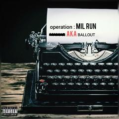 Mil Run (prod. Zach Spruill)
