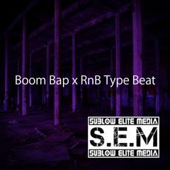 (NON FREE FOR PROFIT) 'Boom Bap x RnB' Type Beat (Prod. M.A)