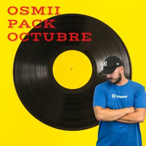 "OSMII PACK OCTUBRE ""HALLOWEEN"""