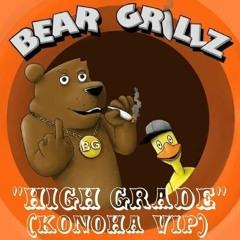 Bear Grillz - High Grade (Konoha VIP)