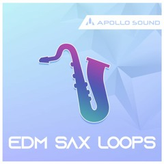 EDM Saxophone Loops (FREE SAMPLE PACK)