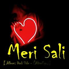 2. Meri Sali - Yousuf Saad   Urdu Rap   (Album: DarkSide)   Prod. By @HammadRashid
