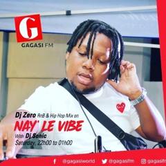DJ ZERO NAY'LE VIBE QUARANTINE Rnb n Hip hop MIX