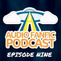 AF Podcast - Episode 9: Sarah Blair