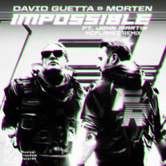 David Guetta & MORTEN - Impossible (ft. John Martin) (MDFlameZ Remix)