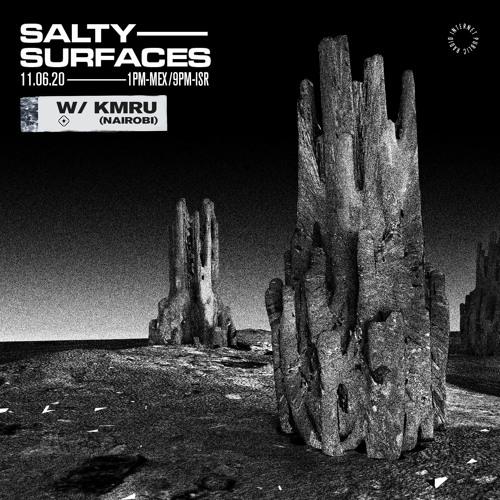 Salty Surfaces #12 W/ KMRU (Nairobi)