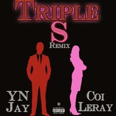Triple S (Remix)YN Jay Feat. Coi Leray