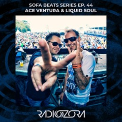 ACE VENTURA & LIQUID SOUL - Chill Nation   Sofa Beats series Ep. 44   16/06/2021