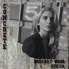 Concrete Podcast #44 STEYA