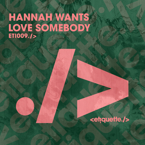 Love Somebody (Extended Mix)