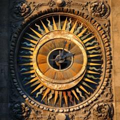 ANCIENT CLOCK - N. Rojcovscaia-Tumaha
