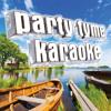 Sun Daze (Made Popular By Florida Georgia Line) [Karaoke Version]