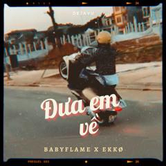 DUA EM VE - BABY FLAME X EKKØ