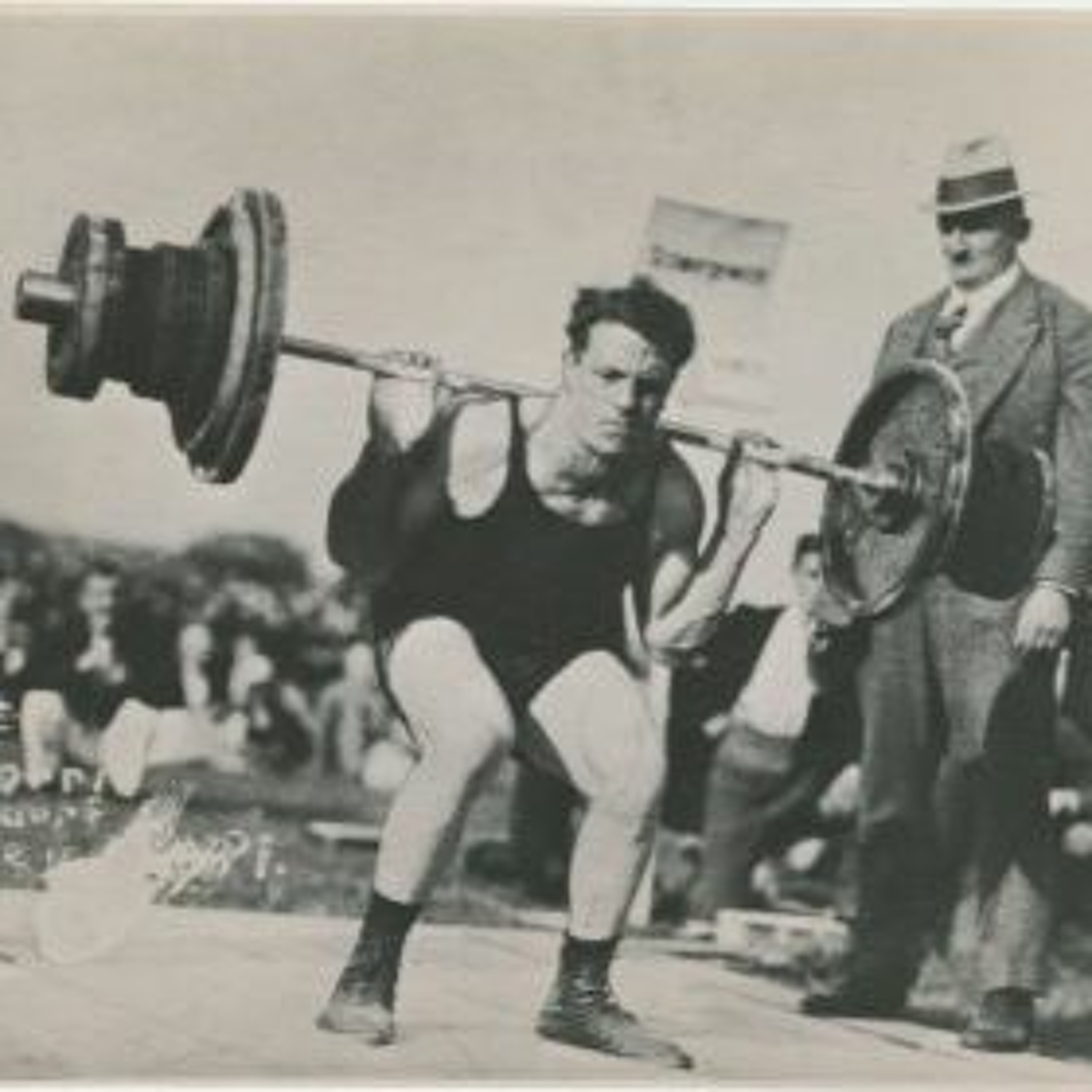 Episode 147 - Evolution of squat, bench press and deadlift technique with Dr. Conor Heffernan