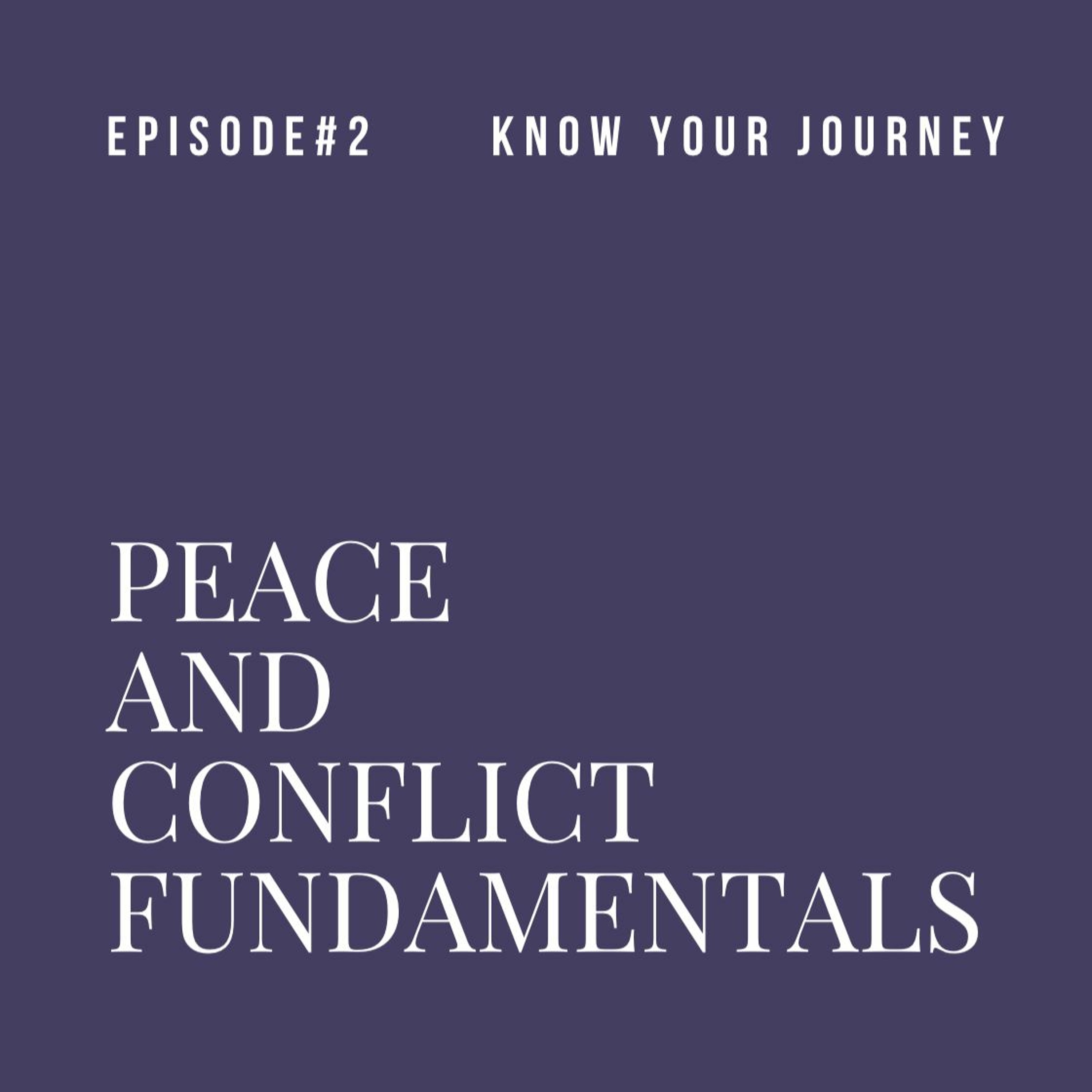 Peace and Conflict Fundamentals