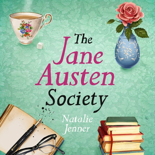 The Jane Austen Society by Natalie Jenner, read by Richard Armitage