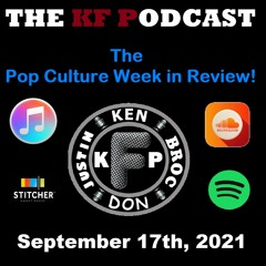 The Pop Culture Week in Review! 9/17/2021...Hawkeye Trailer and What If Review!