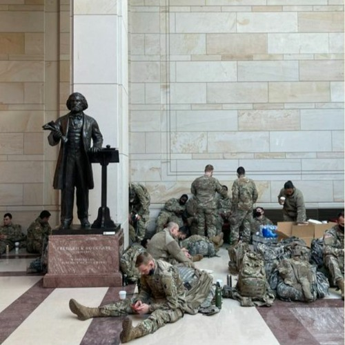 Audio Review – Questions Over Possible 'Insider' Help for Capitol Attack – 7:15 AM January 14, 2021