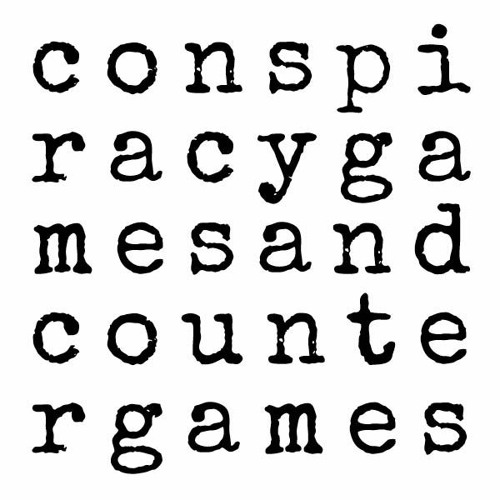 Conspiracy Games and Countergames (s02 - The Order of Unmanageable Risks)