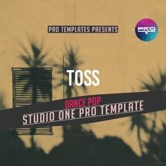 Toss Studio One Pro Template