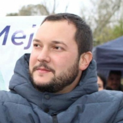 Juan Pablo Holubyez, Coordinador de Juventud