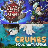 The Designers of Crumbs and Clash of the Genres