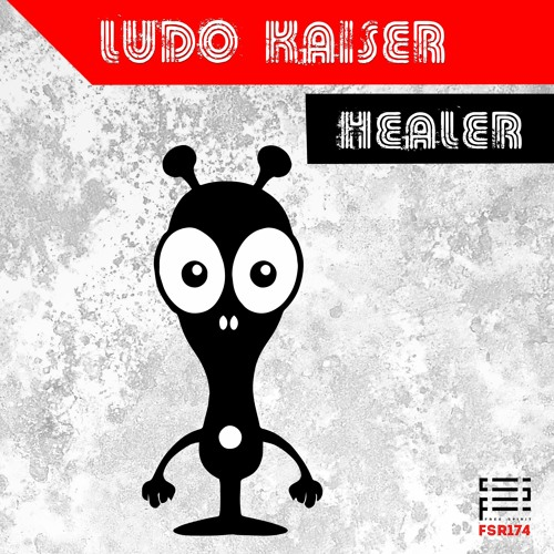 Ludo Kaiser Healer EP (Free Spirit Records)
