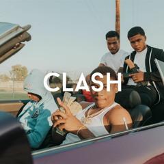 "UK Drill Type Beat x Pop Smoke Drill Type Beat 2021 - ""Clash"""