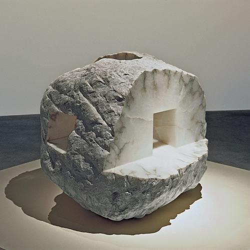 616. Eduardo Chillida. Lo profundo es el aire, 1996
