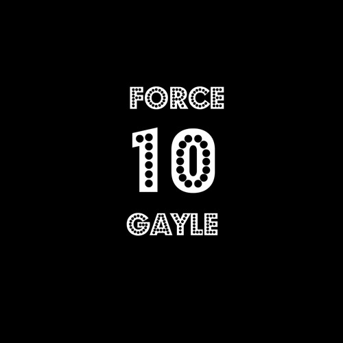 Force Ten Gayle - title song - demo sung by the writer