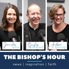10/16/21 - Fr. John Nahrgang on the Miraculous Medal, News Including Catholic Schools and Bishop's Message