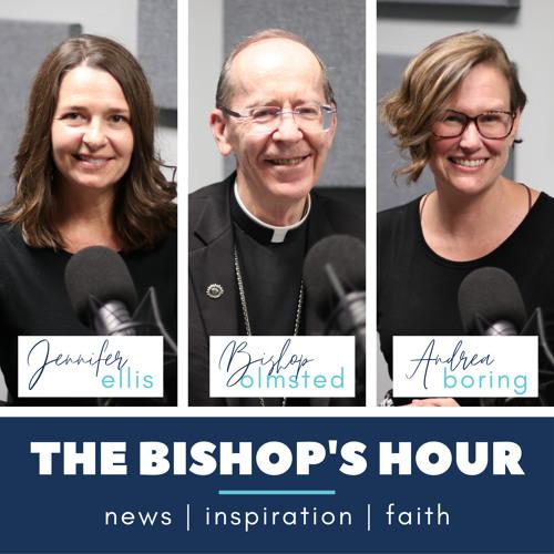7/17/21 - Fr. Boniface Hicks on Prayer, News and Bishop's Message