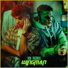 Andrei Zevakin & Pluuto - Wingman (K&M Remix)