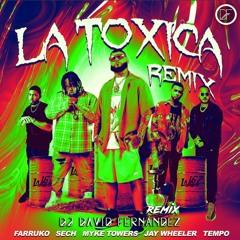 Farruko, Sech, Myke Towers, Jay Wheeler & Tempo - La Toxica Remix (David Fernandez Remix)