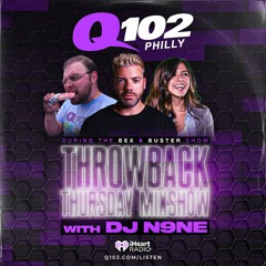 Q102 THROWBACK THURSDAY MIXSHOW (JULY 2021)