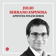 Julio Serrano. La peligrosa burbuja accionaria