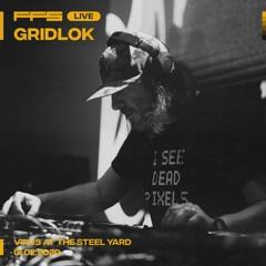 FFS Live: Gridlok — Virus at The Steel Yard — 01.02.2020
