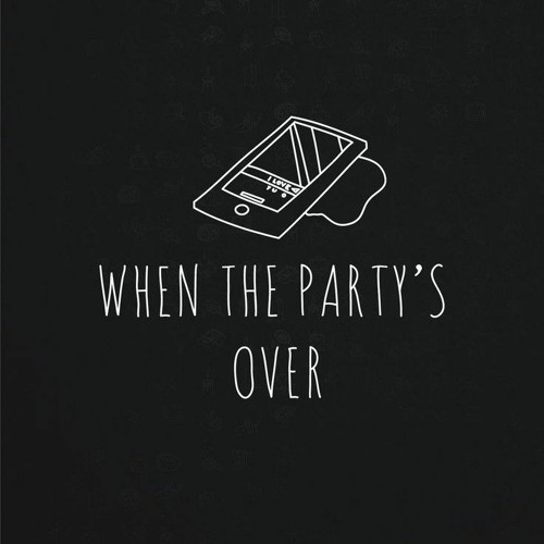 When the partys over Cover by Lucia Manggini