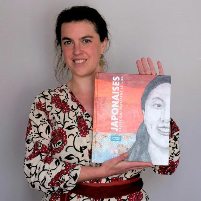 Florence Plissart nous fait découvrir les japonaises