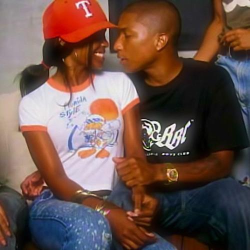 Pharrell - Frontin' ❤️