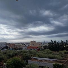 Thunderstorm, Ierapetra, 2021 - 10 - 15, 5:00 am