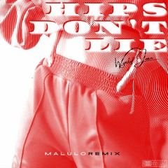 WYCLEF JEAN - HIPS DON´T LIE (MALULO REMIX)
